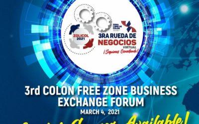 Exposición virtual 2021, Zona Libre de Colón.